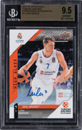 Basketball Cards:Singles (1980-Now), 2017 Upper Deck Turkish Airlines EuroLeague Luka Doncic (A...