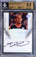 Basketball Cards:Singles (1980-Now), 2011 Exquisite Collection Kawhi Leonard (Rookie Signatures...