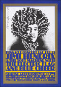 Movie Posters:Rock and Roll, Jimi Hendrix Pinnacle Concert at the Shrine Auditorium (Post-Future, 2004). Rolled, Near Mint. Signed Fourth Edition Concert...