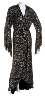 """Marlene Dietrich """"Shanghai Lily"""" Signature Publicity Dress from Shanghai Express (Paramount, 1932)"""