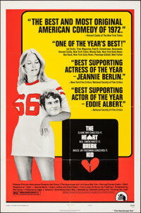 """The Heartbreak Kid & Other Lot (Columbia, 1972). Folded, Very Fine. One Sheets (2) (27"""" X 41"""") Style B. Co..."""