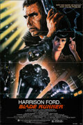 """Movie Posters:Science Fiction, Blade Runner (Warner Bros., 1982). Folded, Very Fine-. One Sheet (27"""" X 41"""") NSS Style. John Alvin Artwork. Science Fiction...."""