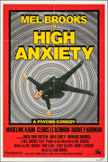 """Movie Posters:Comedy, High Anxiety & Other Lot (20th Century Fox, 1977). Folded, Very Fine-. One Sheets (2) (27"""" X 41""""). Comedy.. ... (To..."""