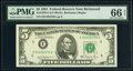 Small Size:Federal Reserve Notes, Fr. 1976-E $5 1981 Federal Reserve Note. PMG Gem Uncircula...