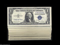 Small Size:Silver Certificates, Fr. 1613 $1 1935D Silver Certificates.