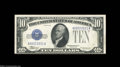Small Size:Silver Certificates, Fr. 1700 $10 1933 Silver Certificate. Choice Crisp ...