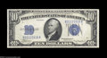 Small Size:Silver Certificates, Fr. 1702 $10 1934A Silver Certificate. Choice Crisp ...
