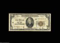 Small Size:Federal Reserve Bank Notes, Fr. 1870-B* $20 1929 Federal Reserve Bank Note. Fine.
