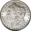 Morgan Dollars, 1894-O $1 MS64 PCGS....