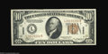 Small Size:World War II Emergency Notes, Fr. 2303 $10 1934-A Hawaii Federal Reserve Note. Gem Crisp ...
