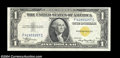 Small Size:World War II Emergency Notes, Fr. 2306 $1 1935-A North Africa Silver Certificate. Choice ...