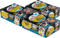 Baseball Cards:Unopened Packs/Display Boxes, 1985 Donruss Baseball Wax Box Trio (3) - Each With 36 Unop...
