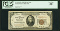 Small Size:Federal Reserve Bank Notes, Fr. 1870-I* $20 1929 Federal Reserve Bank Star Note. PCGS ...