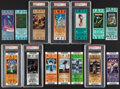 Football Collectibles:Tickets, 1983-2015 Super Bowl Full Tickets, Lot of 14....