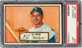 Baseball Cards:Singles (1950-1959), 1952 Topps Gil Hodges #36 PSA NM 7. Offered is a 1...