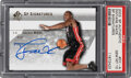 Basketball Cards:Singles (1980-Now), 2003 SP Authentic Dwyane Wade (SP Signatures) #DY-A PSA Ge...