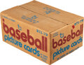 Baseball Cards:Unopened Packs/Display Boxes, 1979 Topps Baseball Unopened Rack Case With Six Untouched Boxes - Ozzie Smith Rookie Year! ...