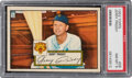 Baseball Cards:Singles (1950-1959), 1952 Topps Jerry Priddy #28 PSA NM-MT 8. Offered i...