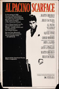 """Movie Posters:Crime, Scarface (Universal, 1983). Rolled, Fine-. Poster (40"""" X 60"""") Mike Bryan Artwork. Crime.. ..."""