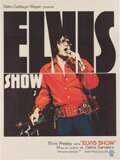 Movie/TV Memorabilia:Posters, Elvis: That's the Way It Is/Elvis Show French Movie Poster (MGM, 1970)....