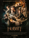 """Movie Posters:Fantasy, The Hobbit: The Desolation of Smaug (Warner Bros, 2013). Folded, Very Fine/Near Mint. French Grande (46.25"""" X 62""""). Fantasy...."""