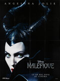 """Movie Posters:Fantasy, Maleficent (Walt Disney Pictures, 2014). Folded, Very Fine+. French Grande (46.75"""" X 63""""). Fantasy.. ..."""