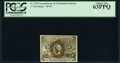 Fractional Currency:Second Issue, Fr. 1233 5¢ Second Issue PCGS Choice New 63PPQ.. ...