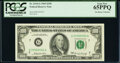 Small Size:Federal Reserve Notes, Fr. 2164-G $100 1969 Federal Reserve Note. PCGS Gem New 65PPQ.. ...