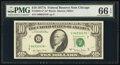 Small Size:Federal Reserve Notes, Fr. 2024-G* $10 1977A Federal Reserve Star Note. PMG Gem U...