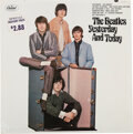 Music Memorabilia:Recordings, The Beatles Yesterday and Today Sealed Mono Second State Butcher Cover Capitol Records T 2553 (1966). ...