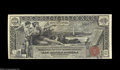 Large Size:Silver Certificates, Fr. 224 $1 1896 Silver Certificate Gem New. The first of ...
