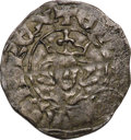Luxembourg, Luxembourg: Jean L'Aveugle (John the Blind) AR Demi-Esterlin ND(1309-1346),...