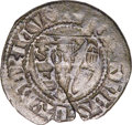 Luxembourg, Luxembourg: Jean L'Aveugle (John the Blind) AR Sixieme De Plaque ND(1309-1346),...