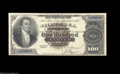 Large Size:Silver Certificates, Fr. 341 $100 1880 Silver Certificate About New. Only 23 ...
