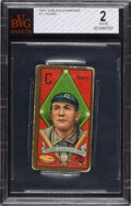 Baseball Cards:Singles (Pre-1930), 1911 T205 Gold Border Cy Young BVG Good 2....