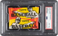 Baseball Cards:Unopened Packs/Display Boxes, 1959 Topps Baseball 1-Cent Wax Pack PSA NM-MT 8. ...