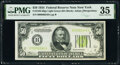 Small Size:Federal Reserve Notes, Fr. 2102-B; L $50 1934 Light Green Seal Federal Reserve Notes. PMG Graded Choice Very Fine 35; Extremely Fine 40 EPQ.. ... (Total: 2 notes)