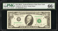 Small Size:Federal Reserve Notes, Fr. 2026-B* $10 1981A Federal Reserve Star Note. PMG Gem U...