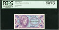 Military Payment Certificates:Series 641, Set of Series 641 Military Payment Certificates. ... (Total: 5 notes)