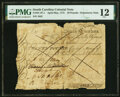 Colonial Notes:South Carolina, South Carolina May 1, 1775 £20 Private Citizens Promissory Note PMG Fine 12.. ...