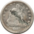 Two Love Tokens. The first token is an a Philadelphia Mint cereal wreath reverse Seated dime with a loop attached. The o...