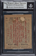 Autographs:Sports Cards, Signed 1939 Play Ball Joe DiMaggio #26 BAS Auto Authentic....