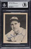 Autographs:Sports Cards, Signed 1939 Play Ball Hank Greenberg #56 BAS Auto Authentic....