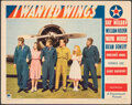 """Movie Posters:War, I Wanted Wings (Paramount, 1941). Very Fine-. Lobby Card (11"""" X 14""""). War.. ..."""