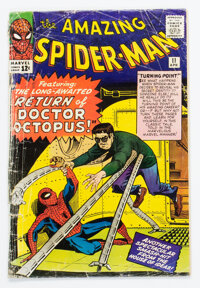 The Amazing Spider-Man #11 (Marvel, 1964) Condition: GD