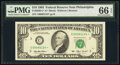 Small Size:Federal Reserve Notes, Fr. 2030-C* $10 1993 Federal Reserve Star Note. PMG Gem Un...