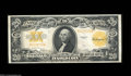 Large Size:Gold Certificates, Fr. 1187 $20 1922 Gold Certificate Superb Gem New. Super ...