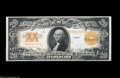 Large Size:Gold Certificates, Fr. 1187 $20 1922 Gold Certificate Choice New. The orange ...