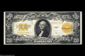 Large Size:Gold Certificates, Fr. 1187 $20 1922 Gold Certificate Very Fine. Totally ...