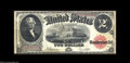 Large Size:Group Lots, Three 1917 Twos. There is a Fr. 59 and two Fr. 60's. The ... (3 notes)